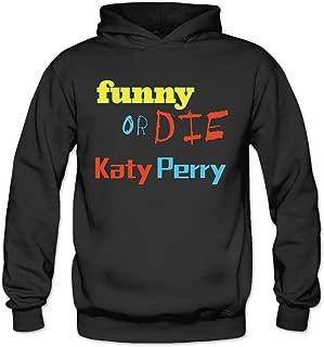 Funny Or Die Kate Perry Classic Women's Hooded Hoodies