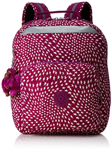 Kipling - AVA - Mochila mediana - Star Swirl - (Multi color)
