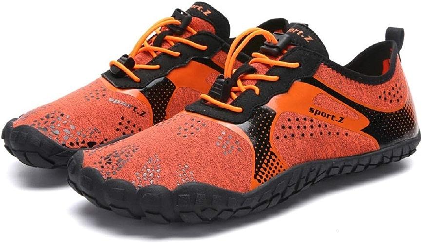 Willsego Bottes de randonnée pour Hommes, Chaussures de Marche, Treillis, Camping, randonnée