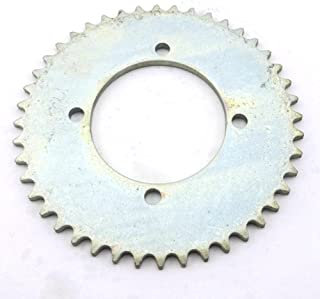 TC-Motor 54mm 44 Tooth T8F Rear Chain Sprocket For 2 Stroke 43cc 49cc Engine Chinese Mini Moto Kids Pocket Bike Goped Scooter ATV Quad