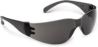 Óculos De Segurança Virtua Com Tratamento Antirrisco 3m Cinza 3m
