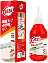 Volwco Mold Remover Gel, Anti-Odor Remover Cleaning Gel, Remover Gel, Household Miracle Deep Down Wall Remover Cleaner Caulk Gel, Kitchen and Bathroom Japanese Formula