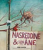 Nasreddine et son âne d'Odile Weulersse