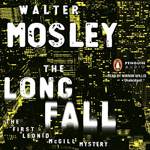 Couverture de The Long Fall