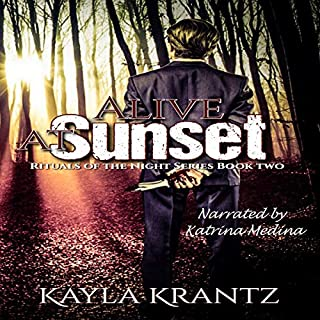 Alive at Sunset audiobook cover art