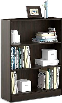 Spacewood William Bookcase 1060 X 800 (Fumed Oak)