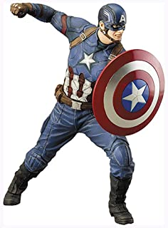 Kotobukiya Captain America: Civil War Movie Captain America Artfx & Statue Action Figure