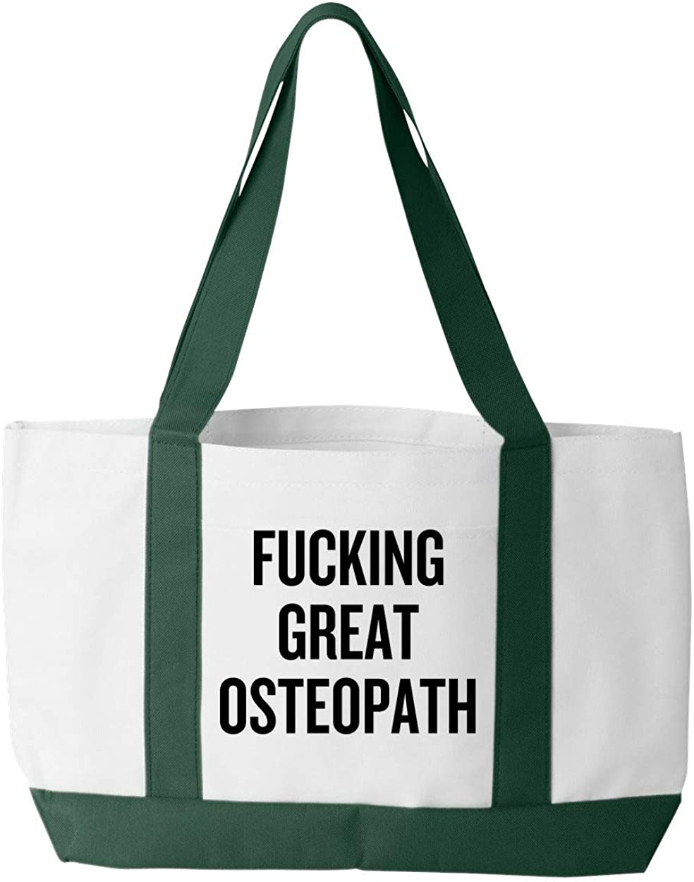 Fucking Great Osteopath Osteopath Present Funny Osteopath Tote Bag Osteopathy Gift