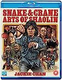 Snake and Crane Arts of Shaolin [Blu-ray] [Reino Unido]