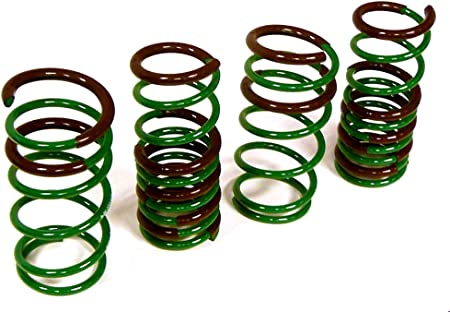 Tein SKL00-AUB00 S.Tech Lowering Spring for Toyota Corolla: image