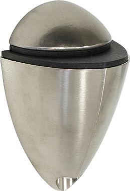 IB-Style - 2 pièces des support d'étagère design BECCO acier inoxdiable Taille: M fait de métal