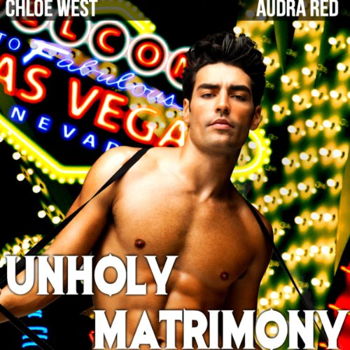 Unholy Matrimony audiobook cover art