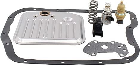 NewYall Trans Transmission Filter Kit w/Governor Pressure EPC Sensor & Solenoid