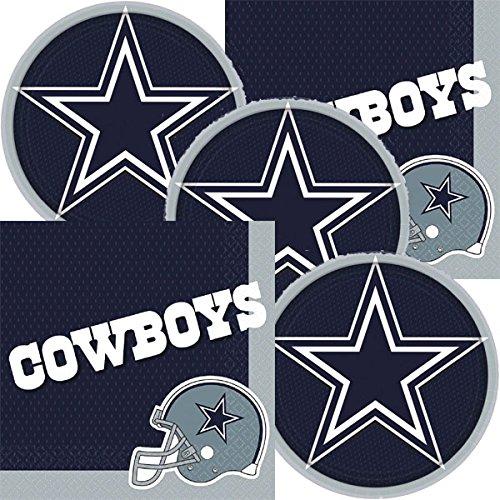 Dallas Cowboy Party Supplies: Amazon.com