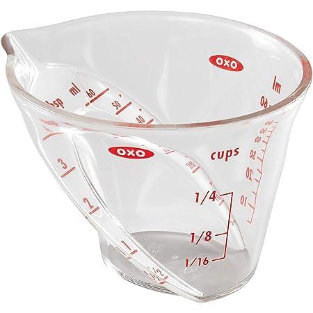 OXO 計量カップ ミニ アングルドメジャーカップ 60ml
