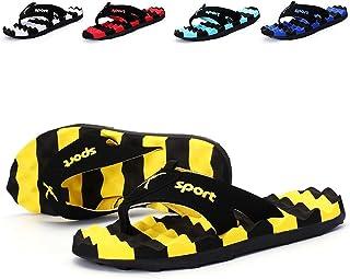 [メイオウ] ビーチサンダル メンズ 痛くない 厚底 男性用 サンダル 海 ビーチ全面通気 高機能排水設計 マッサージ効果 おしゃれ軽量 かっこいい 歩きやすい