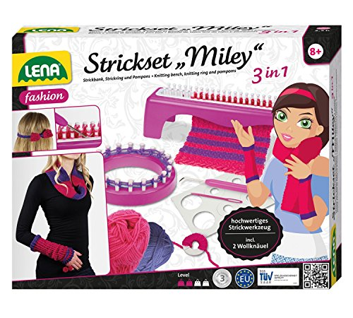 Lena -   42004 - Strickset