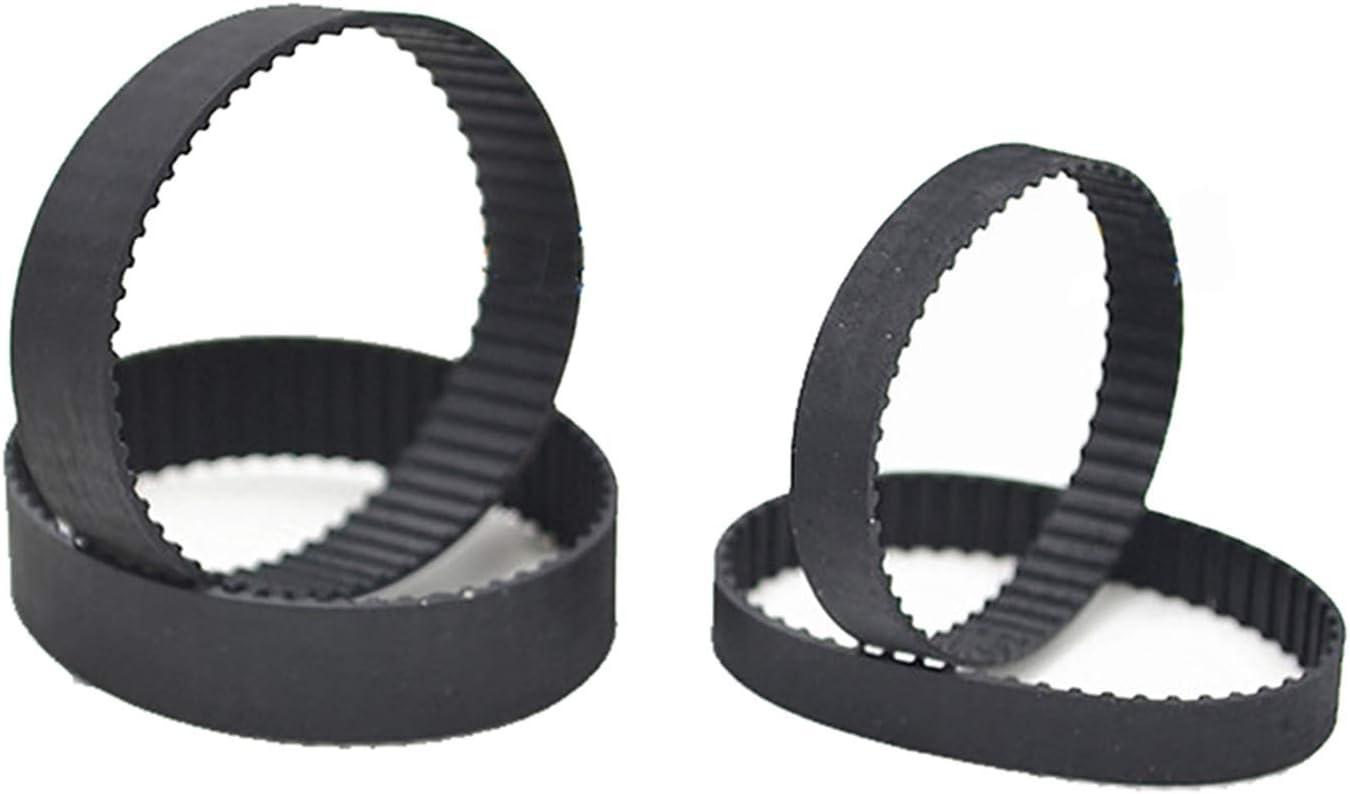 SHENYI Professional 1Pcs 126MXL to 140MXL Close Loop Timing Belt