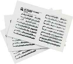 Best miniature sheet music Reviews