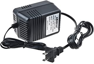 ABLEGRID 8V - 9V AC/AC Adapter Replacement for Model dv9750-4 DV-9750-4 Fits Mr Christmas Plastic Holiday Xmas Carousel 8VAC - 9VAC Power Supply Cord Cable PS Wall Home Battery Charger Mains PSU