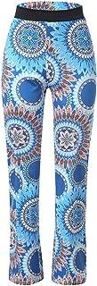 Yoga Pants Print Harem Pants Jogger Capri Workout Running Sports Leggings for Women