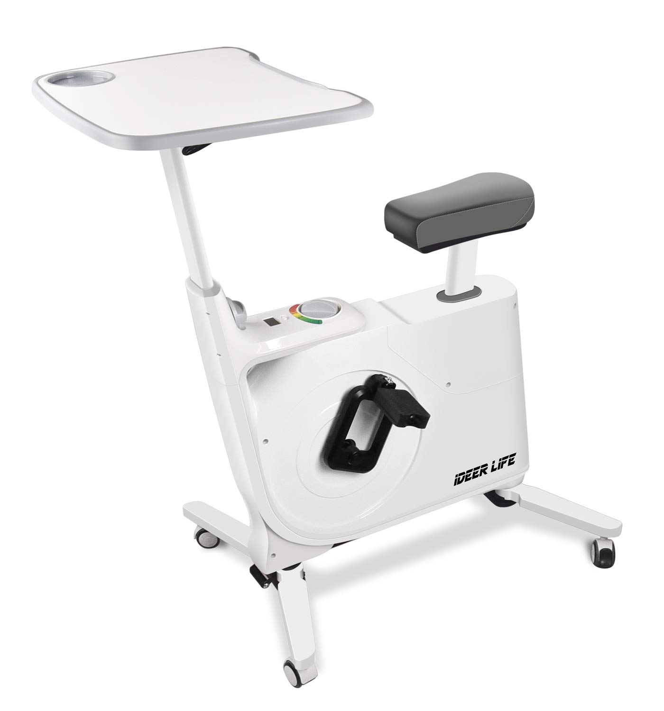 Exercise Adjustable Workout IDEER LIFE White09019