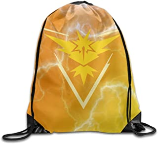 FOODE Team Instinct GO Drawstring Backpack Sack Bag