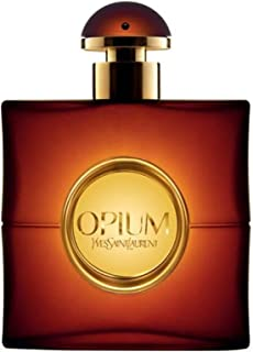 Yves Saint Laurent Opium Eau-de-toilette Spray for Women, 3-Ounce