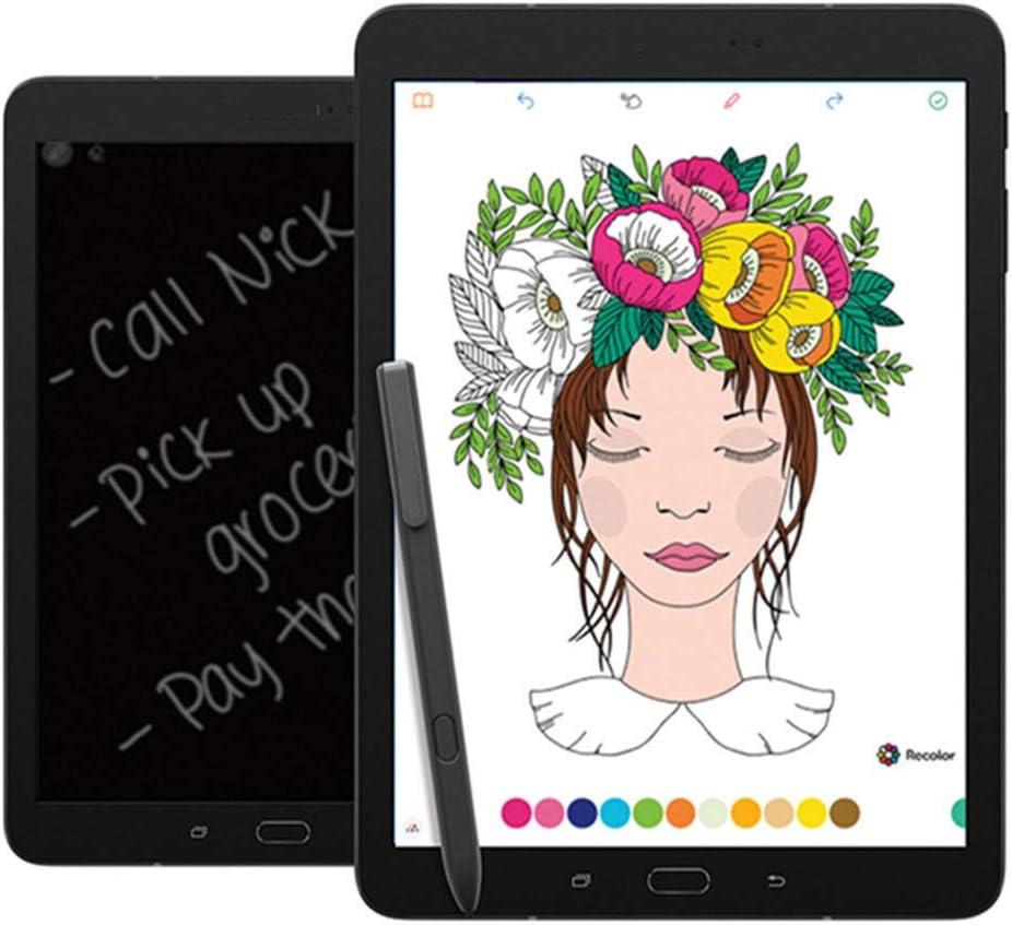 Xpccj L/ápiz capacitivo para Samsung Galaxy Tab S3 9.7 de pl/ástico de alta sensibilidad