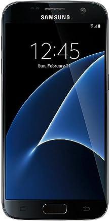 Samsung Galaxy S7g930t T-Mobile Desbloqueado gsm 4G LTE Smartphone w/Cámara de 12MP–Negro (reacondicionado Certificado)