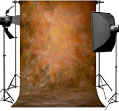 econious Photography Backdrop, 5x7ft Abstract Lava Color Portrait Backdrop for Photography, Resistant Fleece-Like Cloth Fabric Photo Backdrop with Rod Pocket (Backdrop Only)