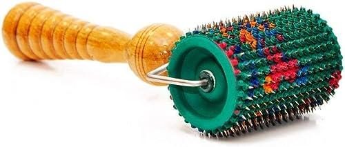 Lyapko Rouleau de massage universel - Largeur 3,5 mm / Diamètre : 72 / 51 mm Nombre d'aiguilles : 496.