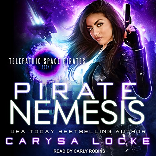 Pirate Nemesis audiobook cover art