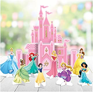 Disney Princess 'Once Upon a Time' Deluxe Table Decorating Kit (9pc)