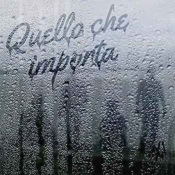 Quello che importa (feat. Zeta)
