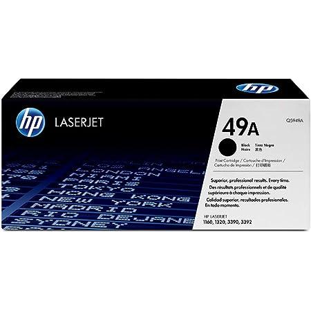 Hp 49a Q5949a Schwarz Original Toner Für Hp Laserjet 1160 1320tn 3390 3392 Bürobedarf Schreibwaren