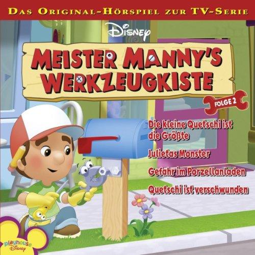 Meister Mannys Werkzeugkiste 2 Titelbild