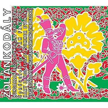 Zoltán Kodály: Háry János-Suite, Summer Evening, Variations on a Hungarian Folk Song (The Peacock)