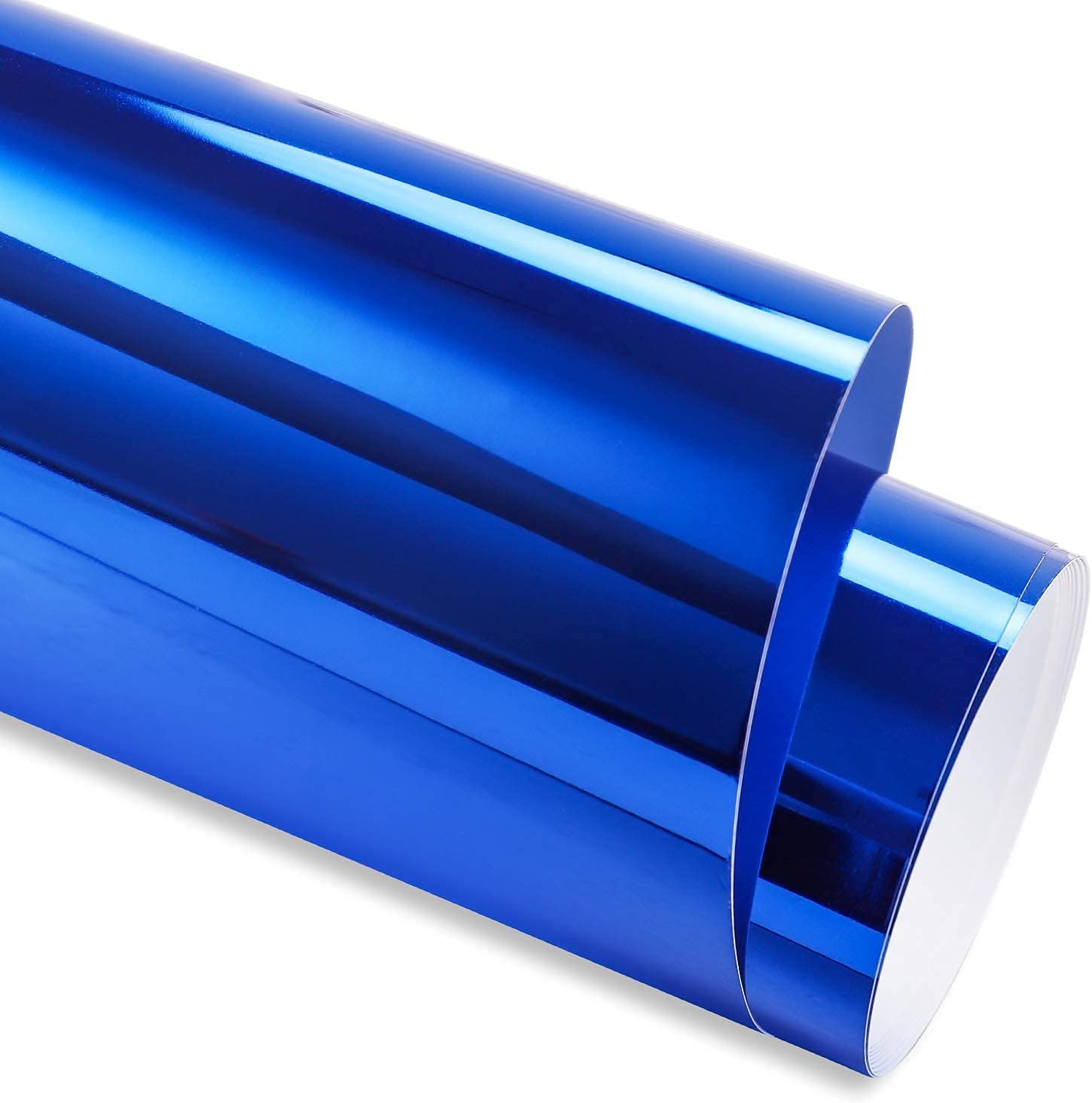 Holographic Chrome Blue Adhesive Ranking TOP14 Craft 1ftx6ft Roll Safety and trust Vinyl V
