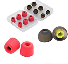Replacement Earbuds,New Bee Earphone Tips Memory Foam Earbuds Silicone Noise Isolation Cover for Jaybird,Beats,Sony,Nexus,...