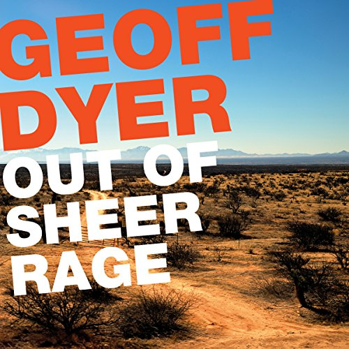 Out of Sheer Rage audiobook cover art