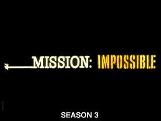 Mission Impossible Season 3