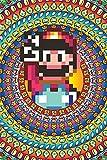 Vistoenpantalla Póster Mario Bros. Power Ups