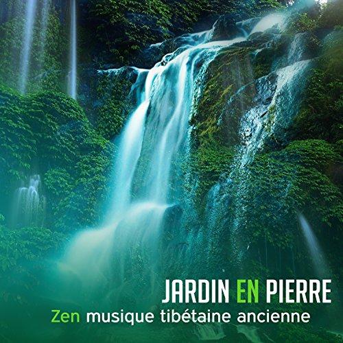 Jardin en pierre: Zen musique tibétaine ancienne - Sons de nature paisible...
