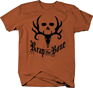 orange bone collector shirt