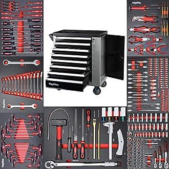 Werkzeugwagen Bild