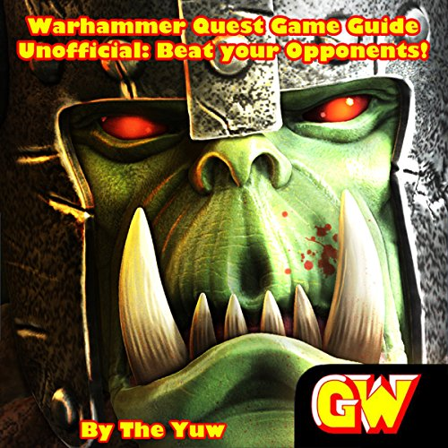 Warhammer Quest Game Guide Unofficial audiobook cover art