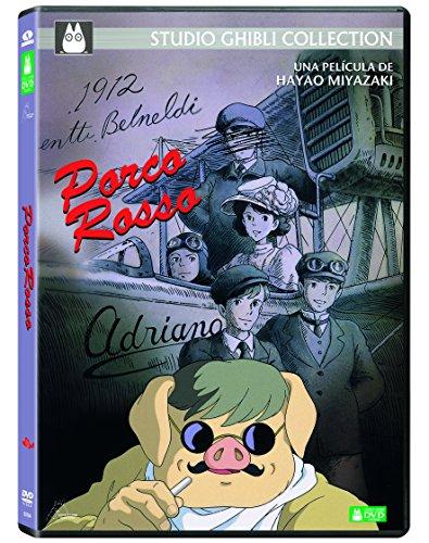 紅の豚(スペイン語版)Porco Rosso DVD [Import]