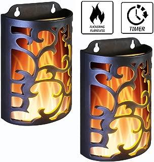 Best 2 light candle wall light Reviews