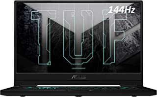 "2021 ASUS ゲーミング ノートパソコン TUF Dash F15 3060 ラップトップ 144Hz FHD 15.6"" 1080p Core i7-11370H NVIDIA GeForce RTX 3060 24GB RAM 512..."